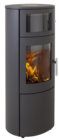 Heta Scan-Line 820B 6kW Woodburning Stove with Baking Oven