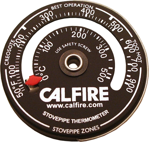 Calefire Stovepipe Thermometer