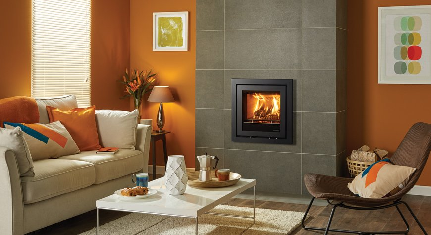Stovax Elise Profil Woodburning & Multifuel Inset Fire