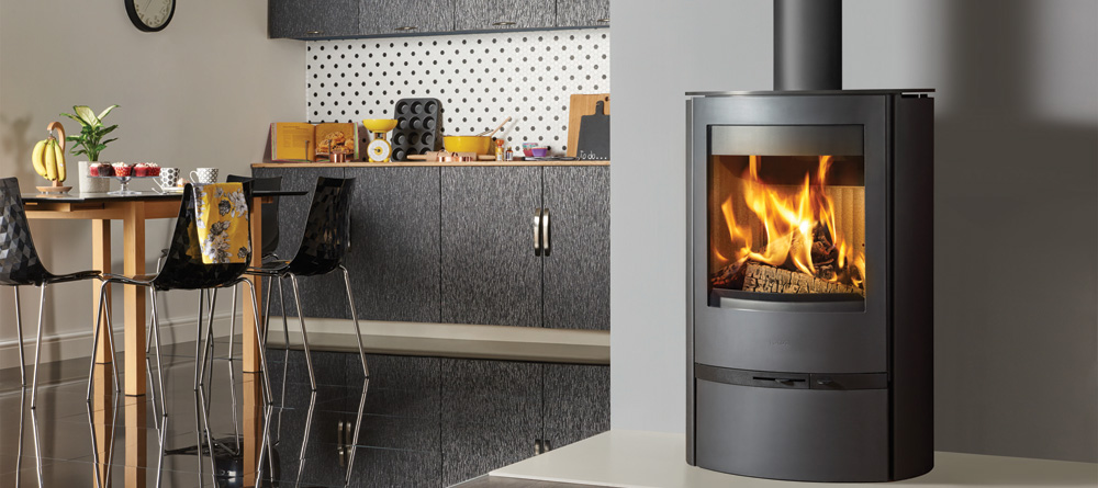 Lotus Jubilee 35 7kW Woodburning Stove