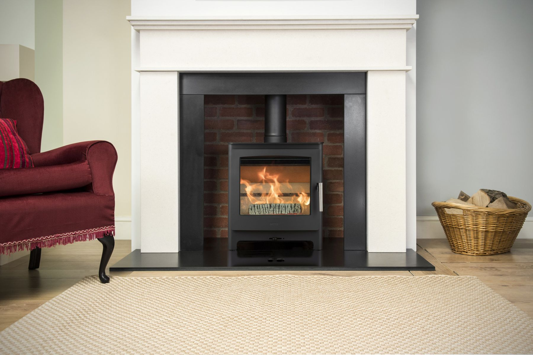Heta Ambition 5 Woodburning Stove