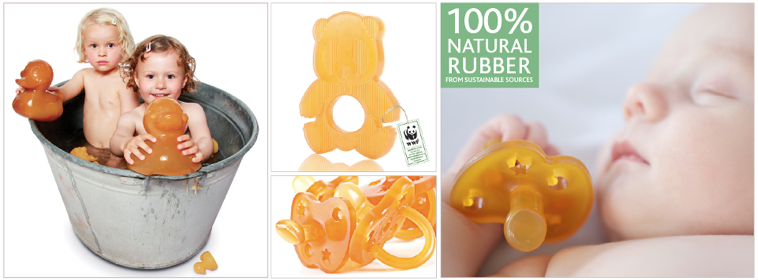 Made From 100% Natural Rubber