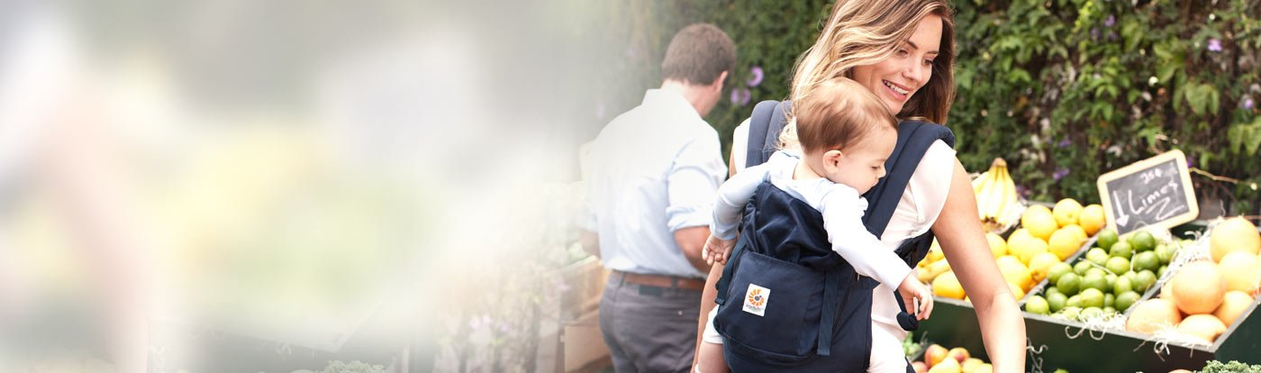 Authorised Retailer of Genuine ErgoBaby Carriers