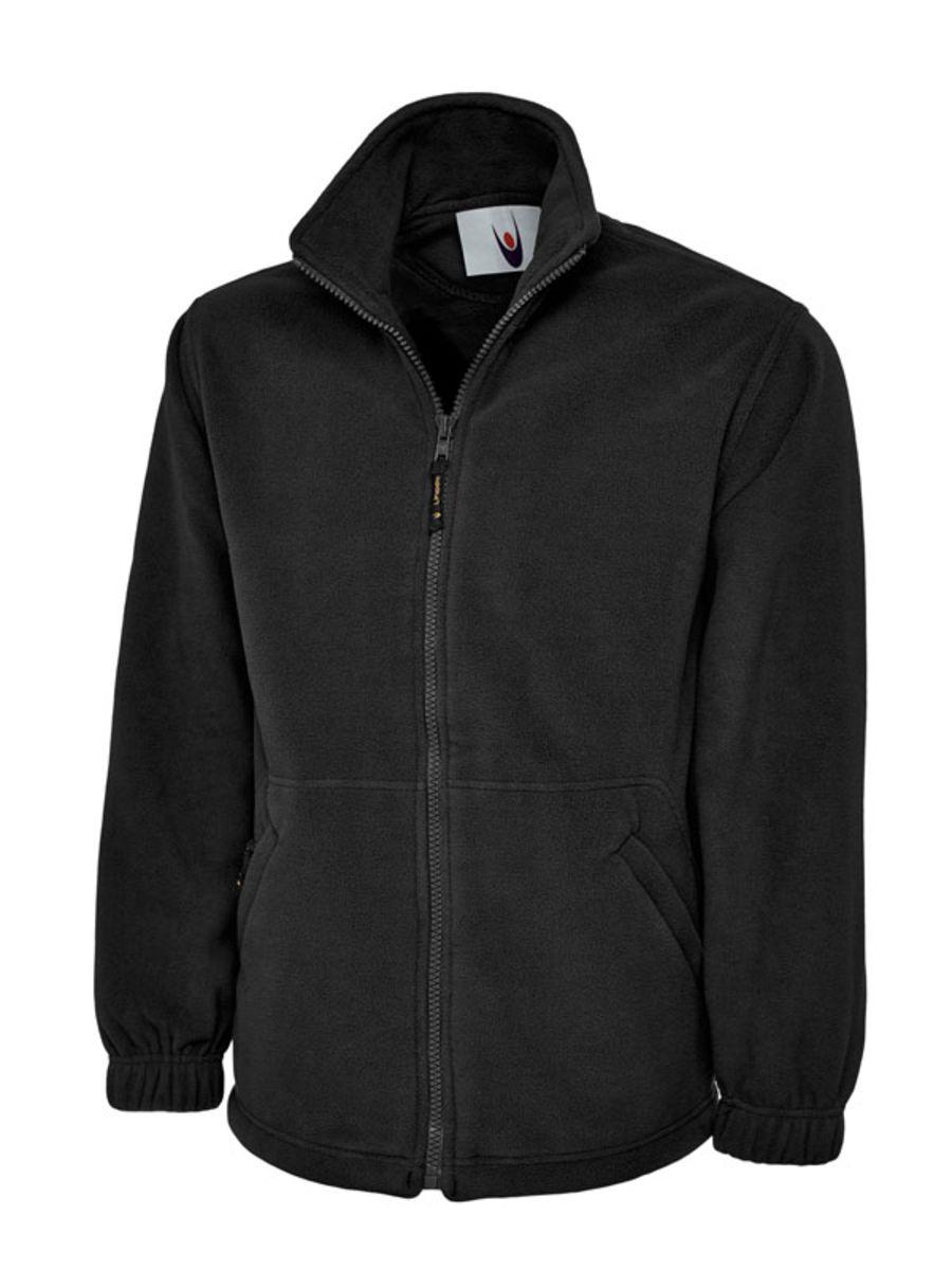 10 x  Classic Full Zip Micro Fleece Jacket