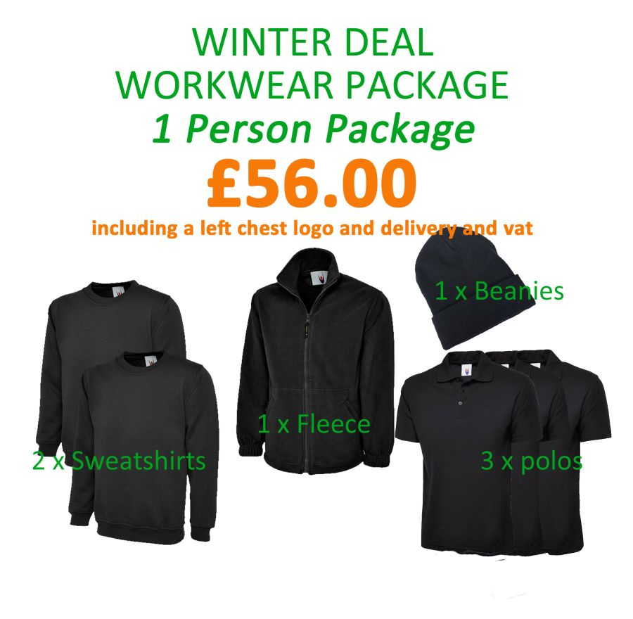 Winter Deal Package for one