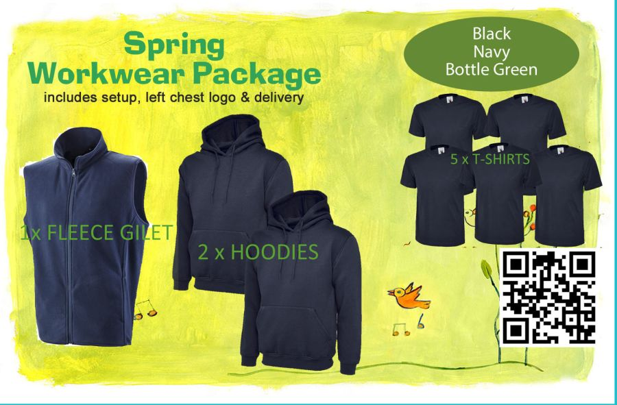 Spring Deal Package for one