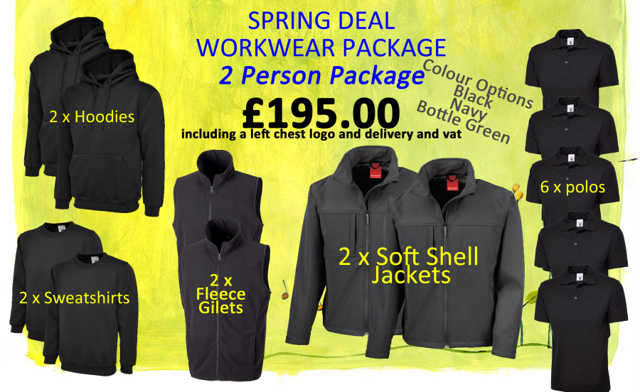 Spring Deal Package for 2