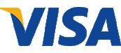 We accept Visa