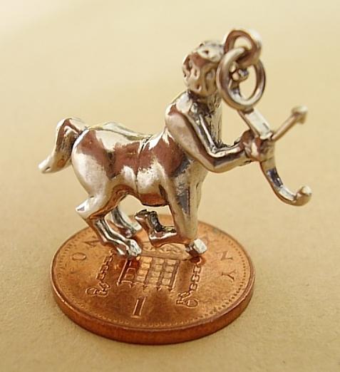 Centaur Charm