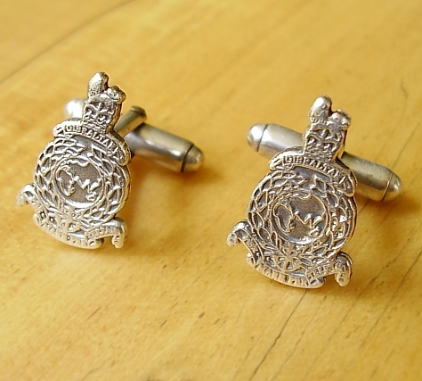 The Royal Marines Cufflinks