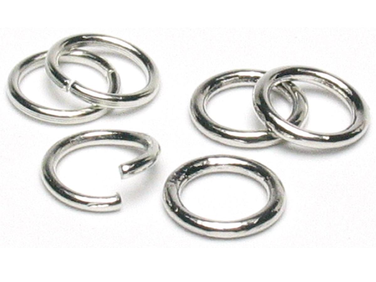 Jump Rings For Charm Bracelets