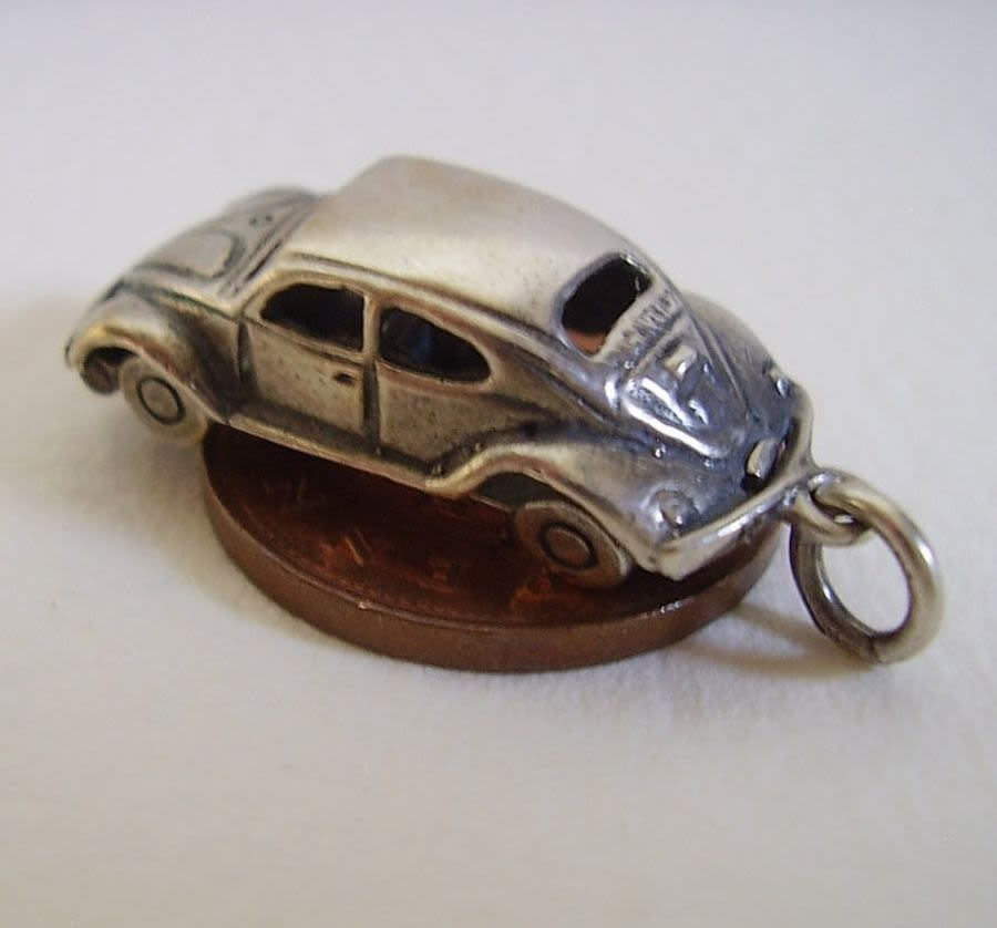 Beetle Car Charm