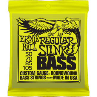 Ernie Ball Regular Slinky Nickel Bass Strings