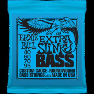 Extra Slinky Nickel Bass Strings
