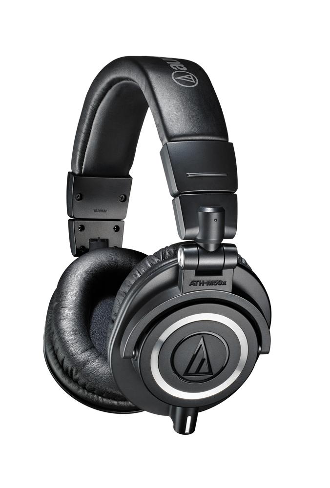 Audio Technica ATH-M50X Professional Monitor Headphones