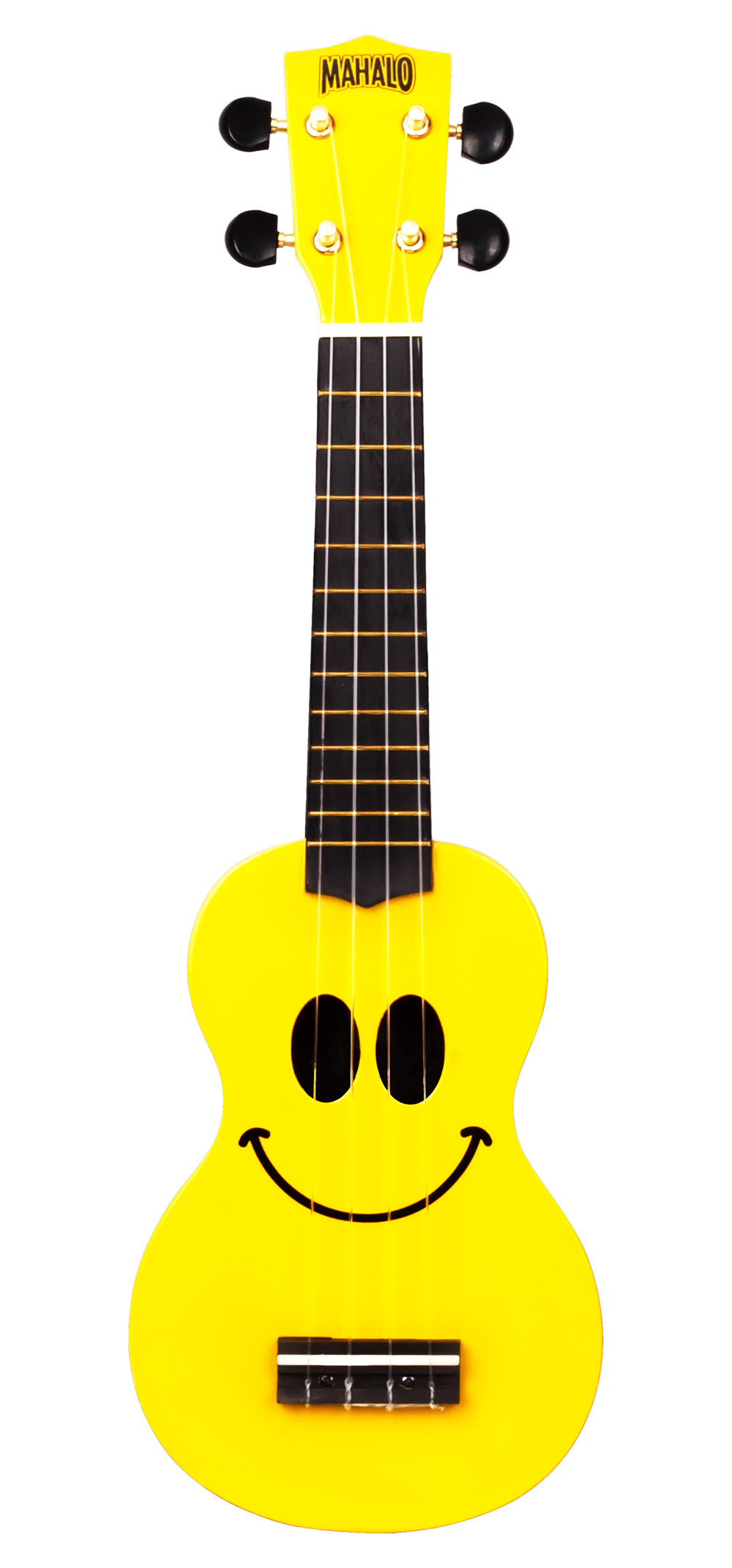 Mahalo Art Smiley Ukulele