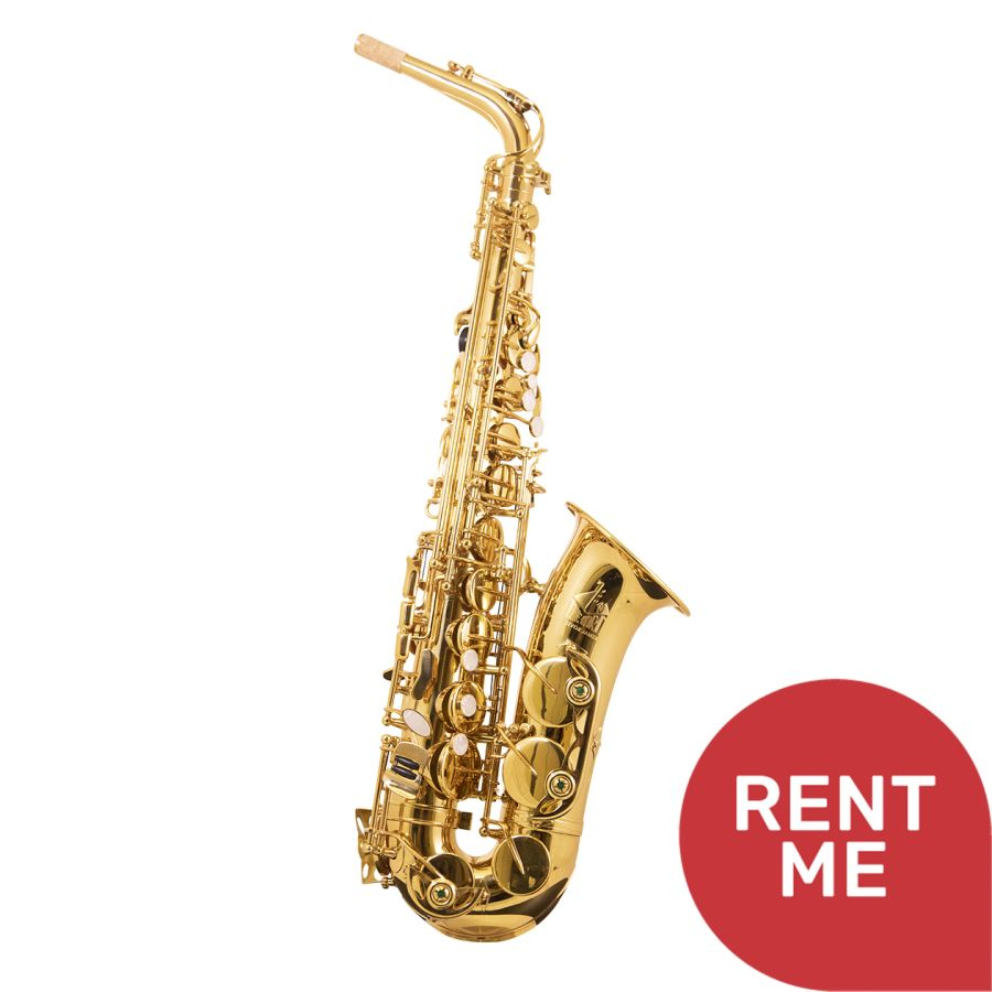 Trevor James : Classic II Horn : Alto Saxophone