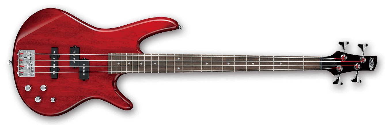 Ibanez Gio Bass Transparent Red GSR200-TR