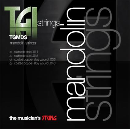 TGI Mandolin Strings TGMDS