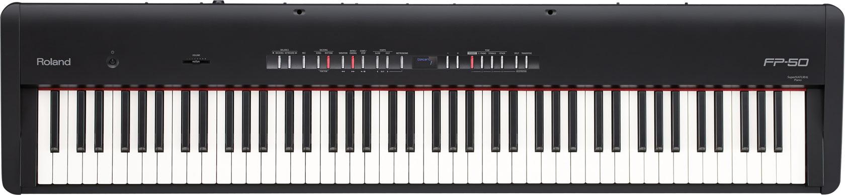 Roland FP-50 Digital Piano_copy