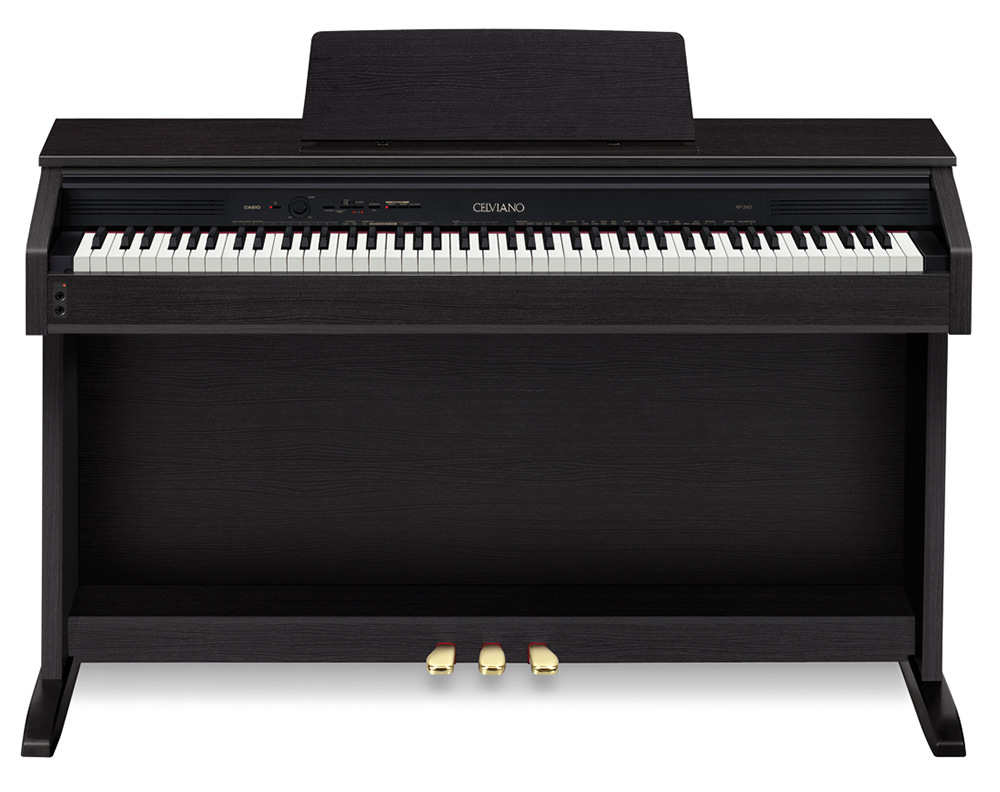 Casio AP-260 (EX-DISPLAY) Package inc Free Bench, Delivery* & 2 Free Lessons