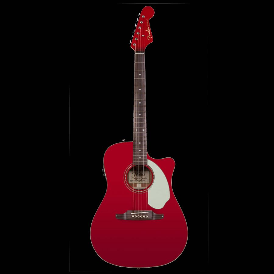 Second Hand Fender Sonoran Candy Apple Red