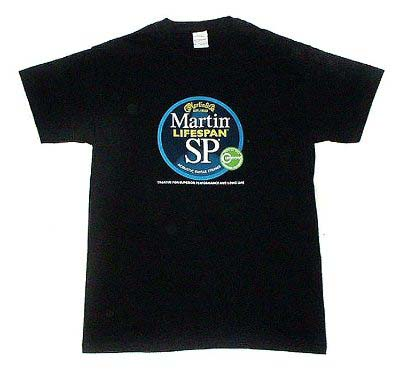 Martin & Co LifeSpan SP Logo Tee Shirt