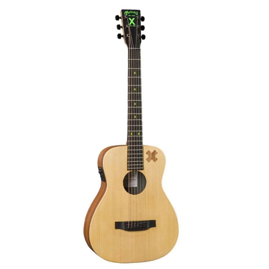 Martin Ed Sheeran X Signature Little Martin Electric Acoustic
