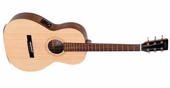 Sigma SIG-00MSE Acoustic Guitar Limited Edition Custom