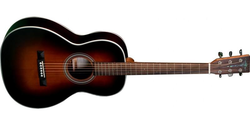 Sigma 00R-1 STS-SB Parlour Acoustic Guitar Sunburst