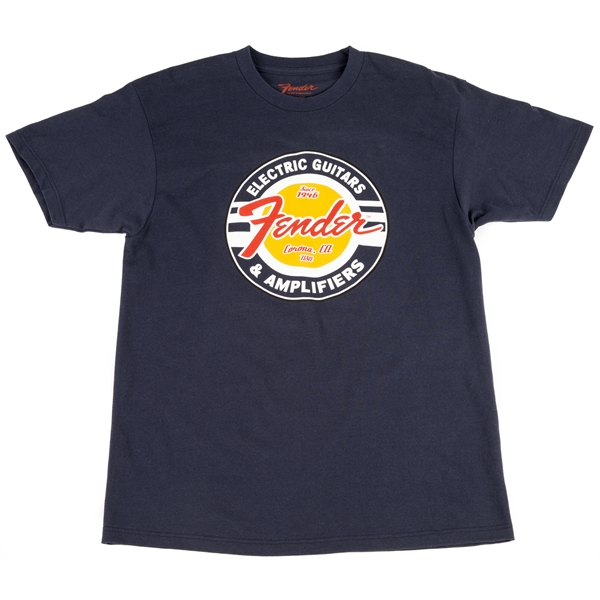 Fender Guitar and Amp T Shirt - 9101362306