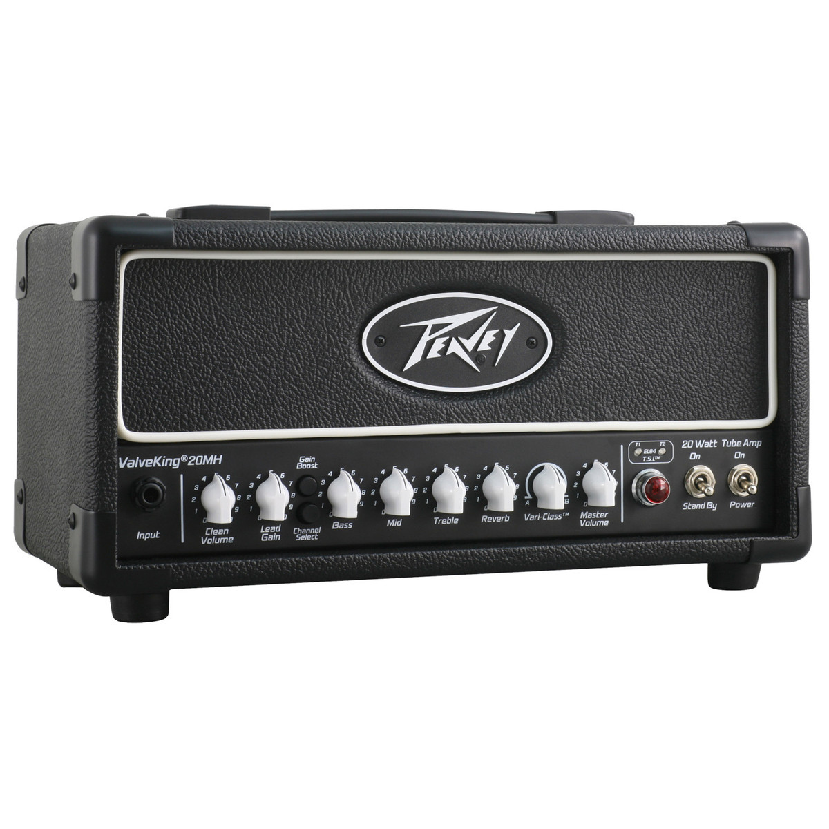 Peavey 20 Watt Valve King II Micro-Head Guitar Amp Head PVVKMH