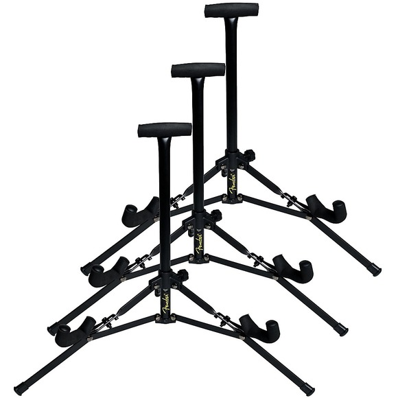 Fender Mini Guitar Stand for Electric Guitars FMSE-1 THREE PACK