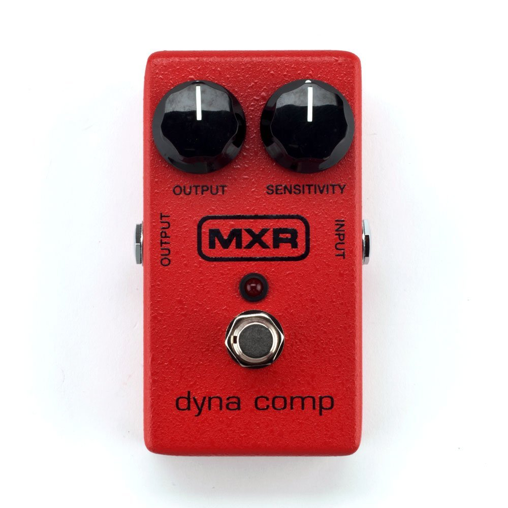 Jim Dunlop M102 MXR Dyna Comp Compressor Guitar Pedal