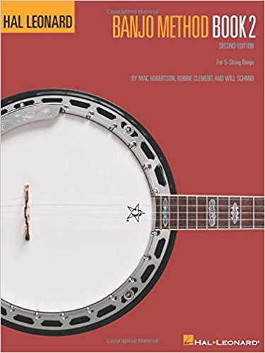 Hal Leonard Banjo Method Book 2: For 5-String Banjo