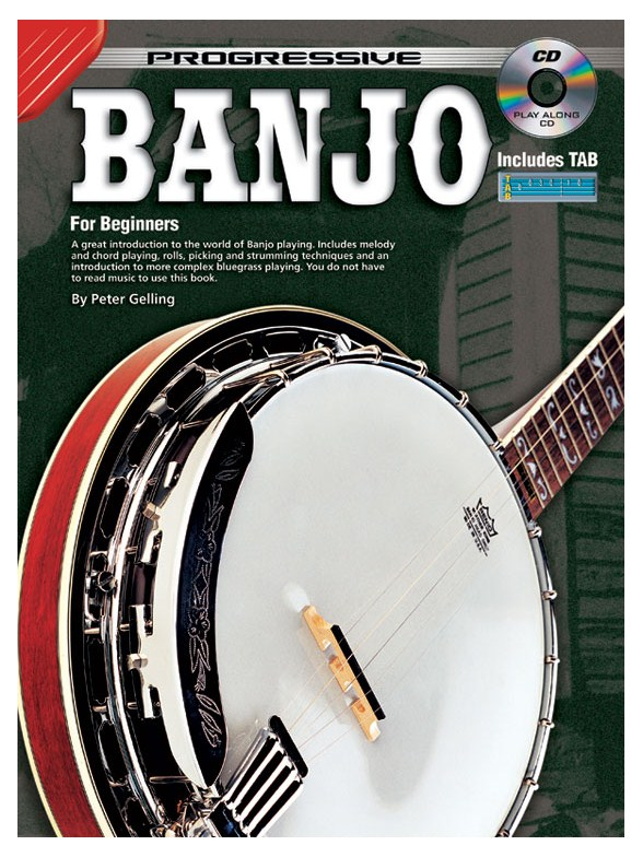 Progressive Banjo For Beginners