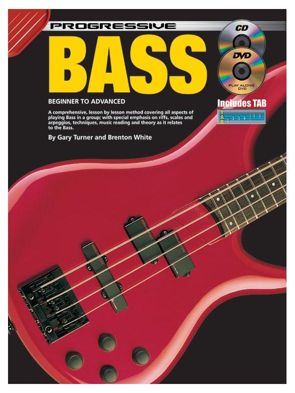 Progressive Bass Beginner to Advanced