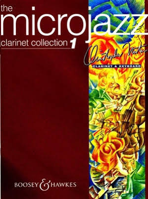 Microjazz Clarinet Collection 1: Easy Pieces in Popular Styles for Clarinet and Piano