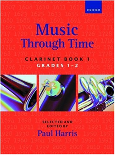 Music Through Time Book 1 (Grades 1 & 2)