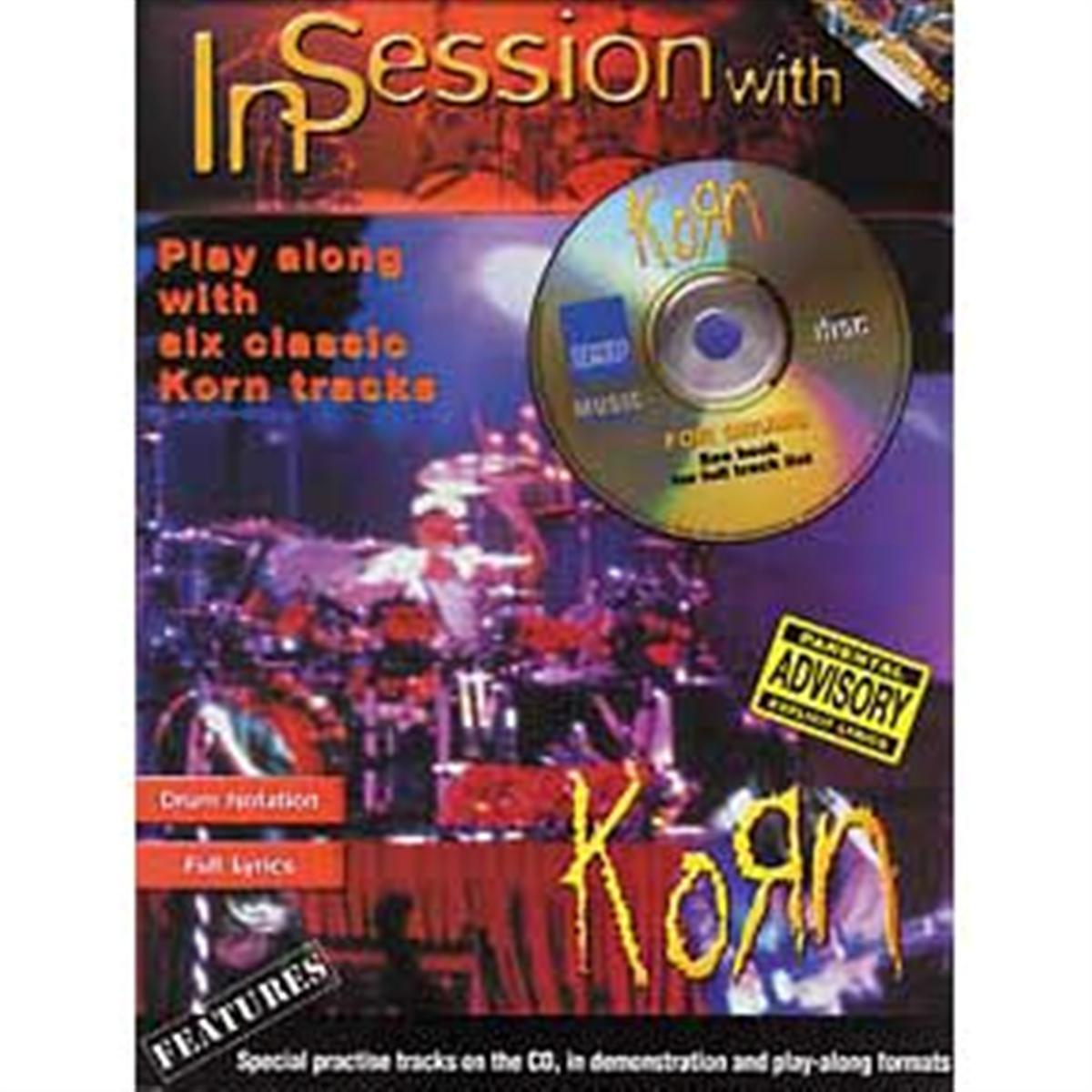 In Session with Korn For Drums