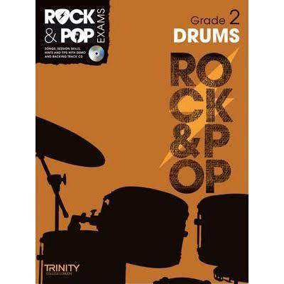 Trinity Rock & Pop Exams: Drums Grade 2