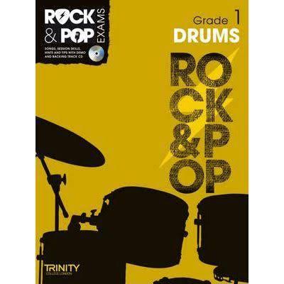 Trinity Rock & Pop Exams: Drums Grade 1