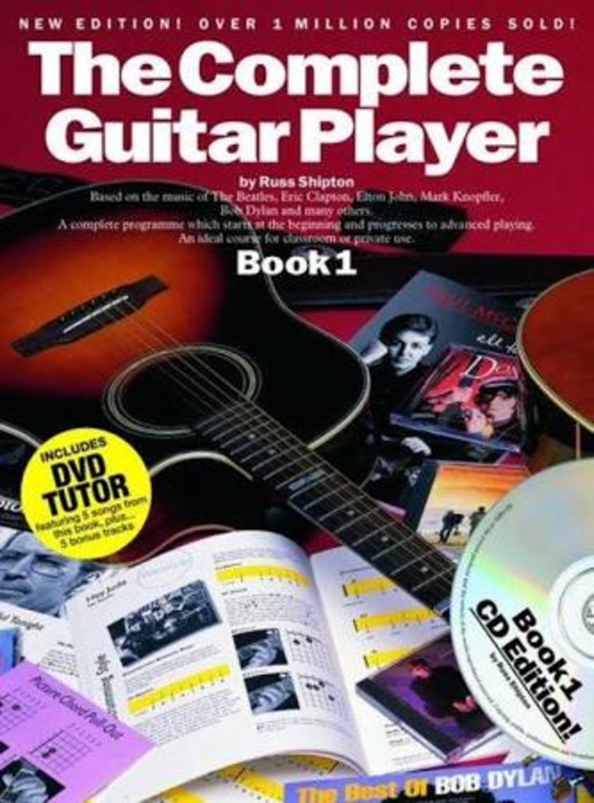 Complete Guitar Player Book 1