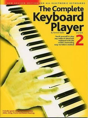 The Complete Keyboard Player Book 2 Includes CD