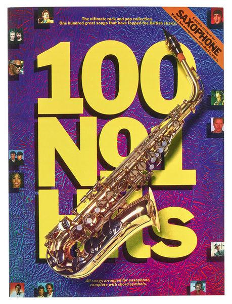 100 No.1 Hits: Saxophone Solo