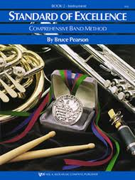Standard of Excellence: Comprehensive Band Method Book 2, Baritone Saxophone
