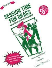Session Time For Brass