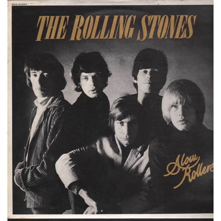 Rolling Stones - Slow Rollers