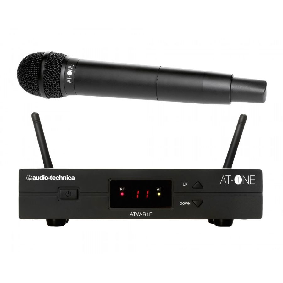 Audio Technica AT-One - ATW-13F Hand Held Wireless Mic System
