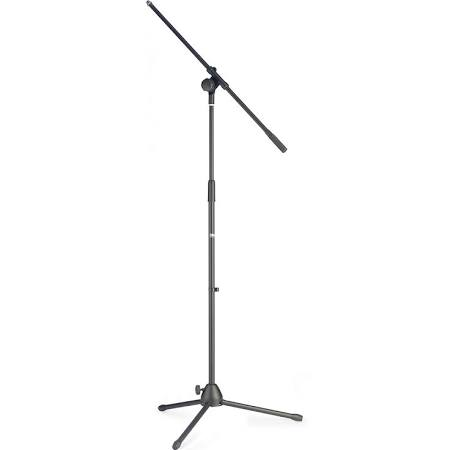 Stagg MIS-1022BK Foldable Stand with Boom Arm